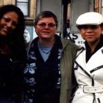 India, Betty Cooney, Rosie Perez